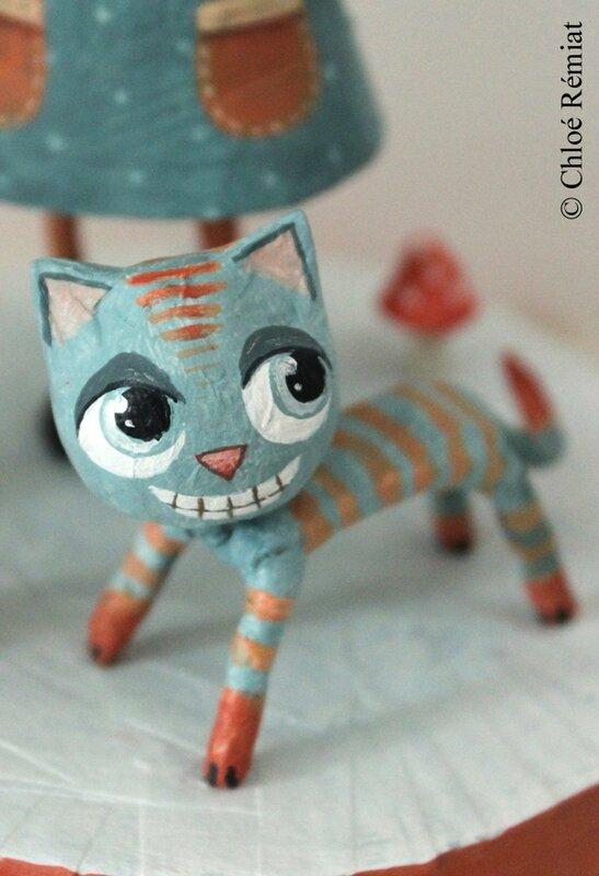 ALICE ET le chat du cheshire #3 3