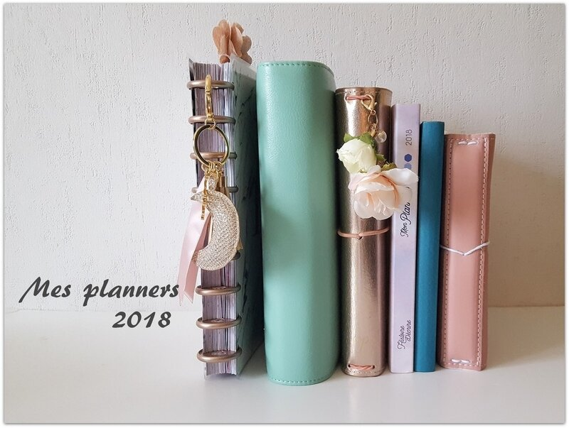 mes planners 2018