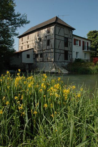 Le moulin de choiset