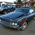 Lincoln continental hardtop coupe-1966