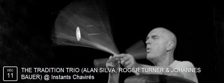 Roger Turner - In The Tradiction - Instants Chavirés dec 14