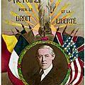 Entrée en guerre des américains, 1917