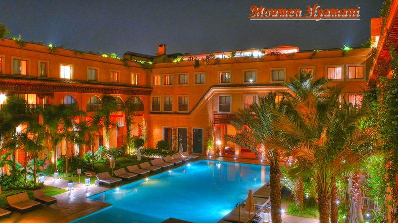 Hotel Mamounia Marrakech