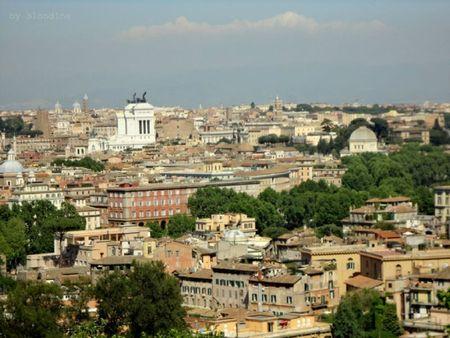 Rome Jardin des orangers mai 2012 66