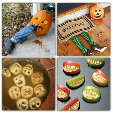 Tuto diy id es de d co faire soi m me pour halloween - Idees deco halloween faire soi meme ...