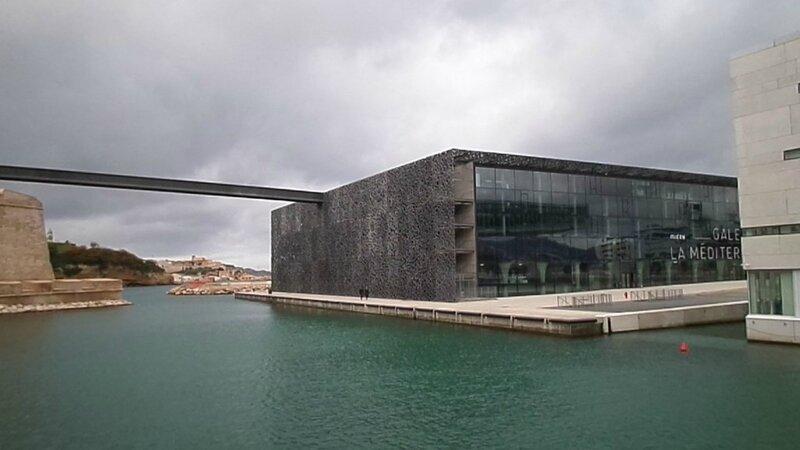 Voir le diaporama sur Marseille et le Vieux Port