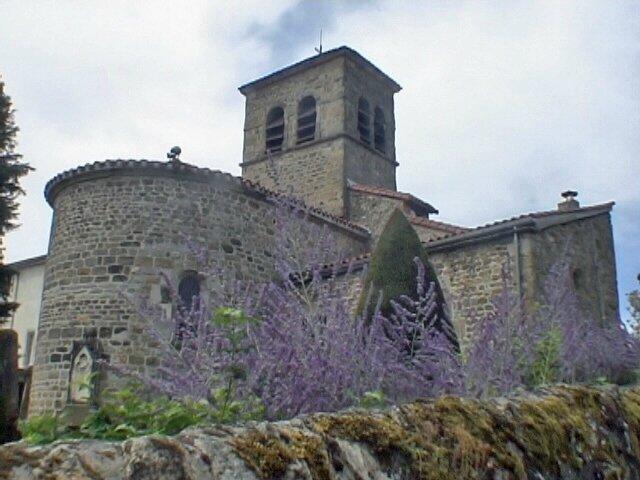 Flâneries dans le bourg médiéval de Saint-Victor-sur-Loire 42000