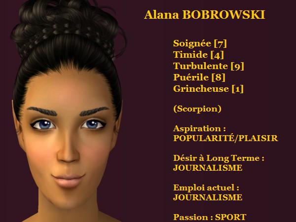 Alana BOBROWSKI