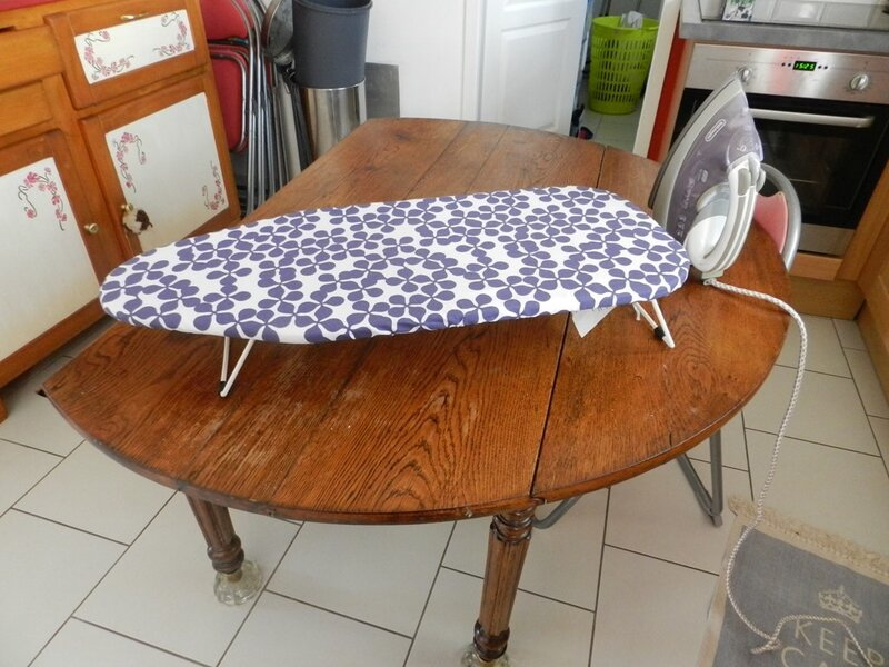 Housse De Table Repasser Bricabrac
