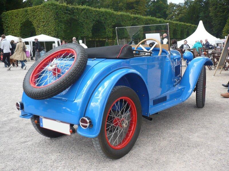 AERO 500 roadster 1929 Schwetzingen (2)
