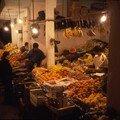 Les étalages marocains