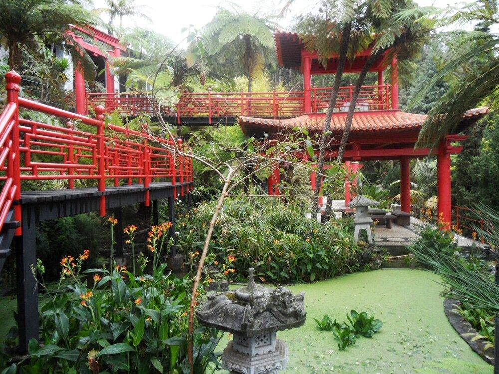 Madere mai 2013 en voyage avec odile - Jardin japonais boulogne billancourt ...