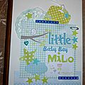 Mini naissance milo