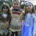 Enfants au parc phoenix