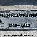 À boulogne, la tombe d'une amazone de charette