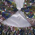 Robe ODILE en coton esprit Liberty - taille 40 (3)