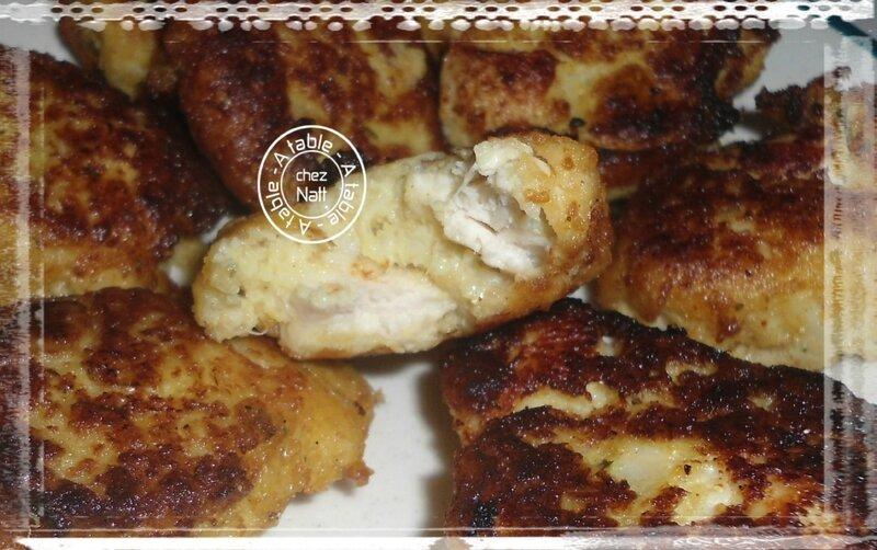 quenelles chou fleur poulet 2