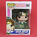 Sailor jupiter, funko pop!