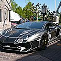 Lamborghini aventador lp-750-4 super veloce