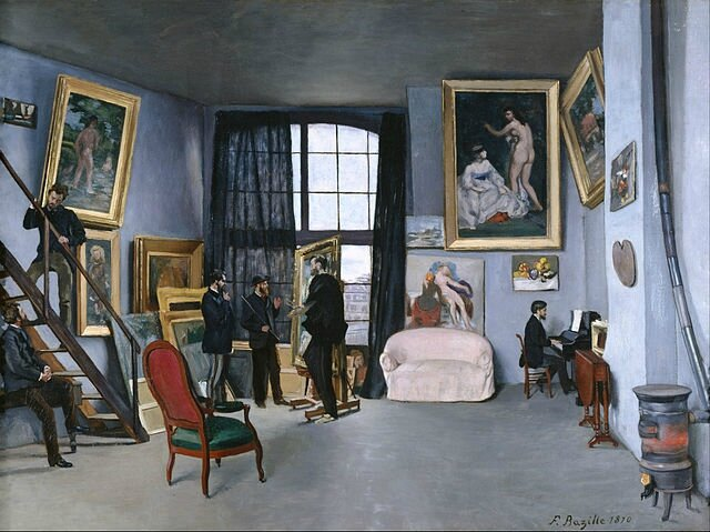 bazille-atelier