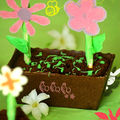 *** CAKE JARDINIERE ***