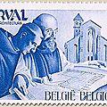 Quatrième série d'Orval, au profit du Fonds de reconstruction de l'abbaye