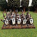 [whb - bretonniens] des renforts en provenance de la campagne : les hommes-d'armes...