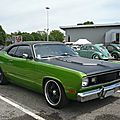 PLYMOUTH Duster 2door coupé 1971 Illzach (1)