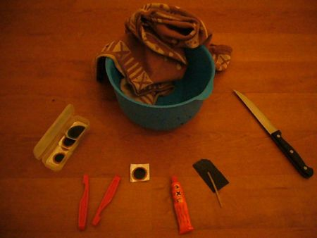 comment reparer une chambre a air de velo sans rustine