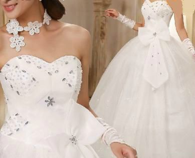 robe blanche butterfly