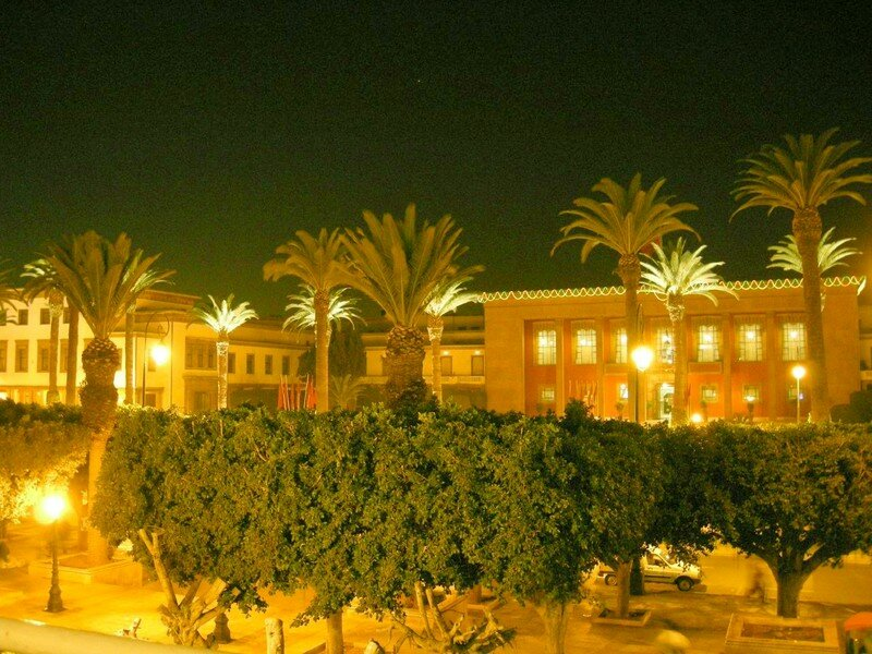 Parlement Rabat soir