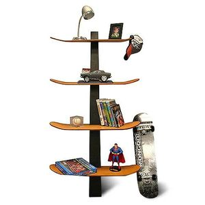 skateboard-shelves-upcycle-skateboard-cool-furniture-idea-project-for-home-teen-room-furniture-repurpose-craft