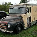 Studebaker milk truck 1949-1953