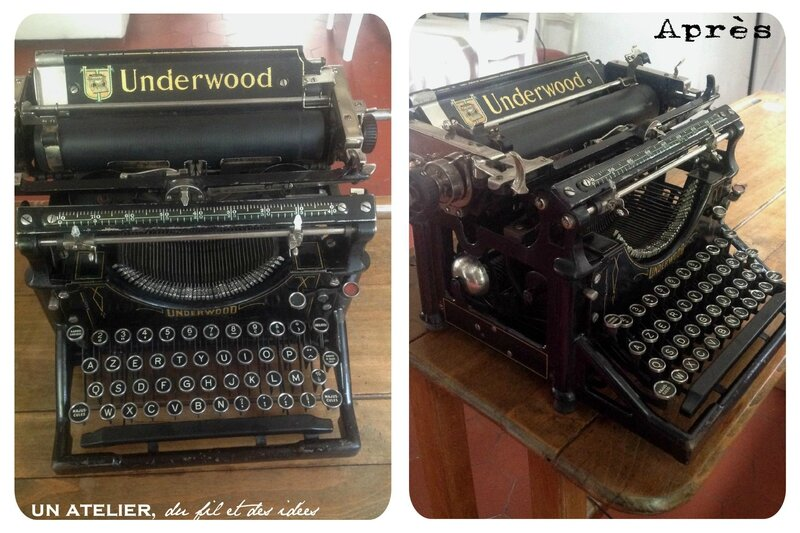 underwood typewriter 1915 (2)