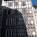 Bayonne-maison à pans de bois3
