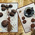 Biscuit choco espresso