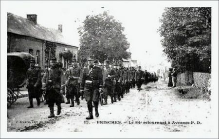 AVESNES-84ème RI