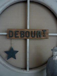 plaque DEBOURT