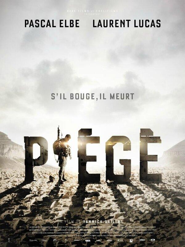 Affiche de Piégé (2014)