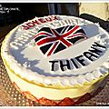 Fraisier So British !