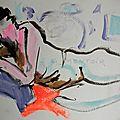 Dessin et peintures - Alain Montoir (25)