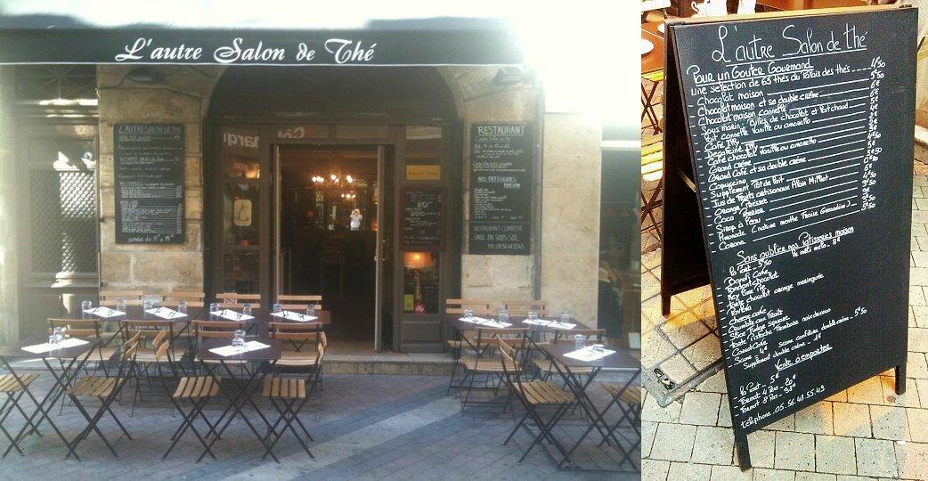 L 39 autre salon de th l 39 antre moderne du th gourmand for L autre salon de the toulouse
