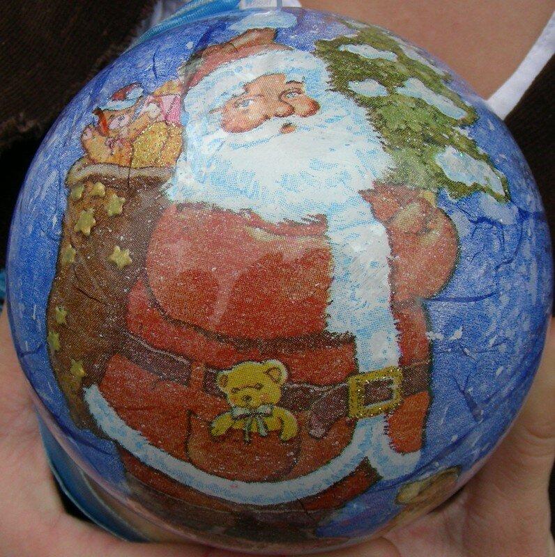 Boule Noel 3