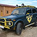 Lada niva 4x4 gpl off road