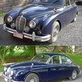 JAGUAR - MK 2 3.4 L - 1962