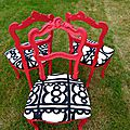 Chaises stylées new-look