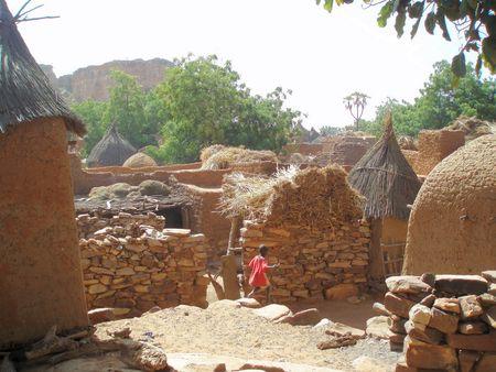 Arrivée à SONGHO Mali