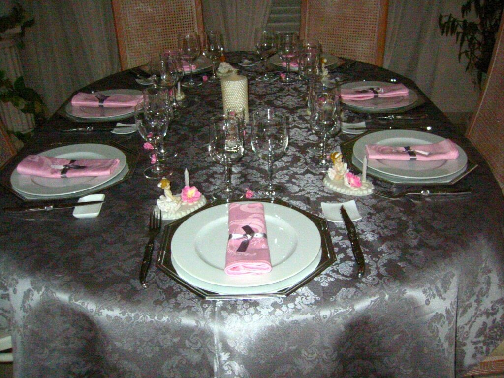 decoration table anniversaire adulte fashion designs. Black Bedroom Furniture Sets. Home Design Ideas