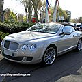 Bentley continental GTC speed six de 2009 (Retrorencard avril 2012) 01