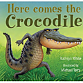 Anglais - storytelling - here comes the crocodile